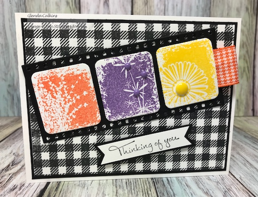 Sentimental Prints, Fun Stampers Journey, glendasblog, thestampcamp