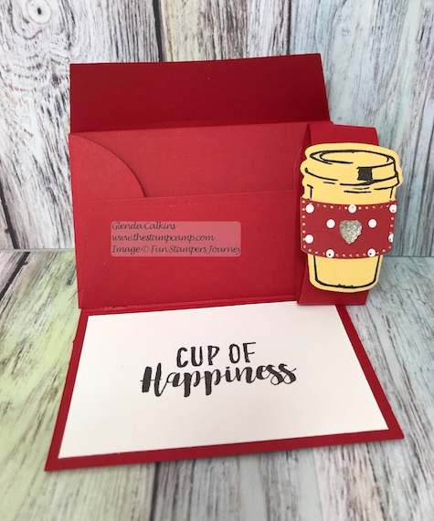 Coffee Helps Bundle, glendasblog, the stamp camp, Fun Stampers Journey
