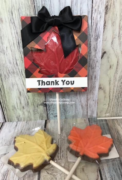Autumn Days, Fun Stampers Journey, glendasblog, the stamp camp