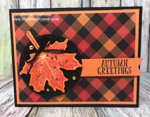 Fun Stampers Journey Hello Fall