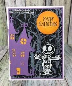 Spooksville Die Meets Skeletons Dance