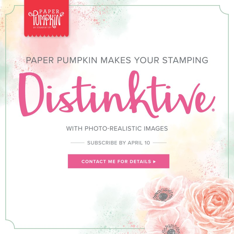 Paper Pumpkin Kit from Stampin' Up! Want a card kit delivered right to your front door each and every month? Subscribe today: www.thestampcamp.com #paperpumpkin, #stampinup #thestampcamp