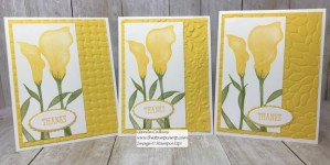 Lovely Lasting Lillies in Daffodil Delight