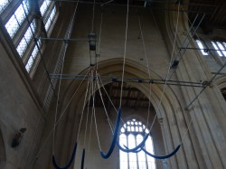 the campanologists ropes