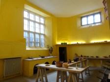 the kitchen - roasting room