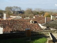 Church yard to chateau roof