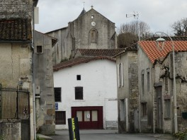 Church in Dampierre