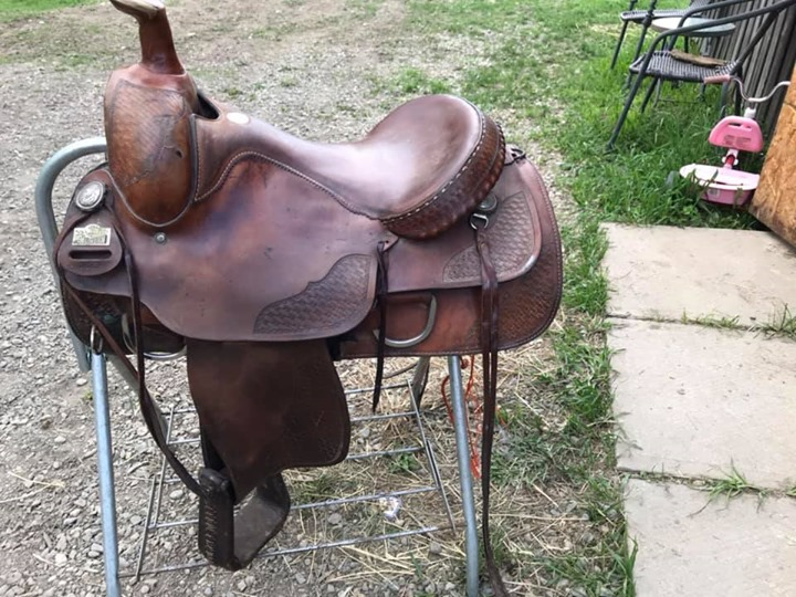 Big Horn saddle