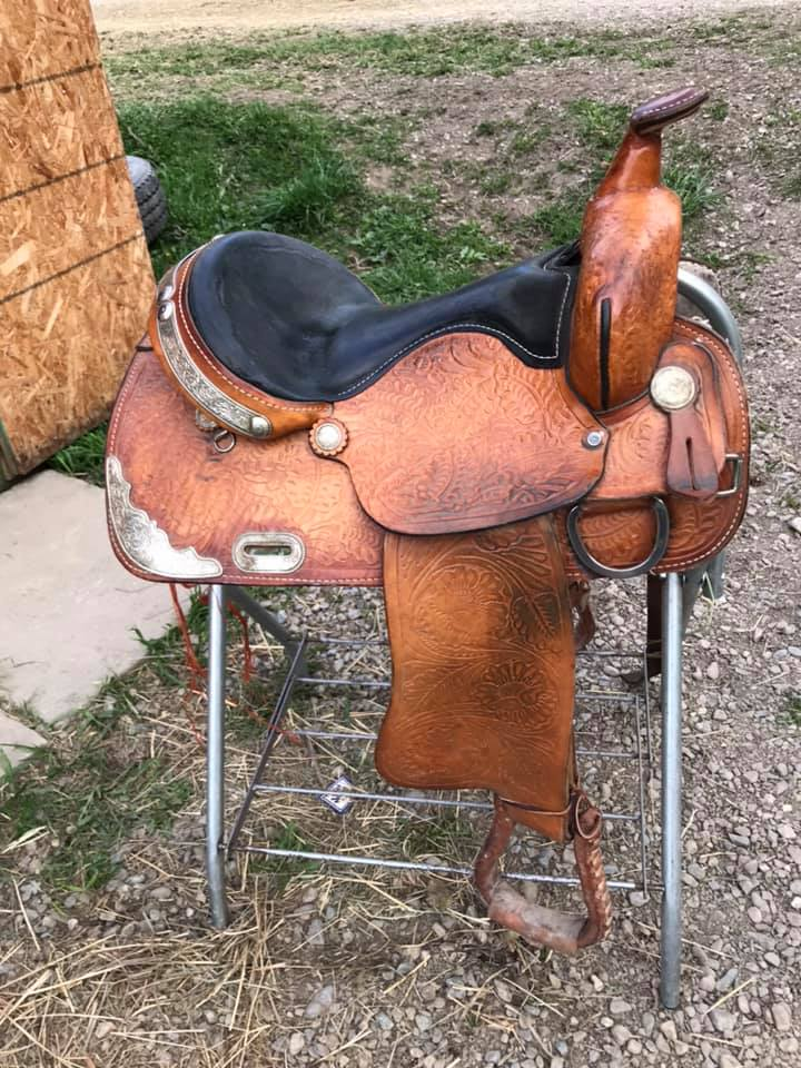 show saddle for sale