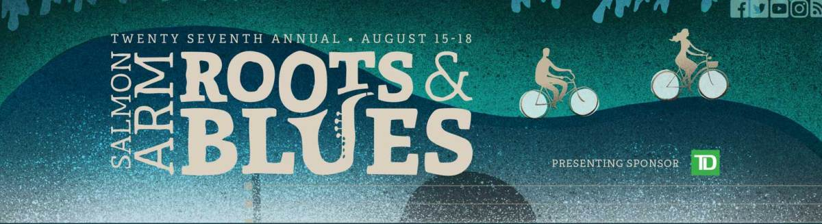 Salmon Arm Roots and Blues Festival