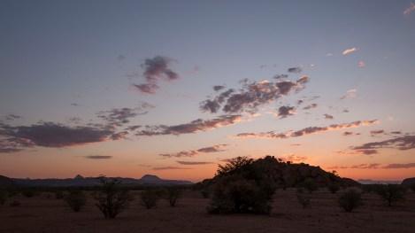 Sunset, Camp Kipwe