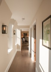 Intimate Architecture - Window Light in Corridor - Residential Building