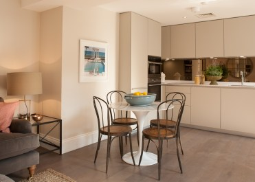 Intimate Architecture - Kitchen Dining Room