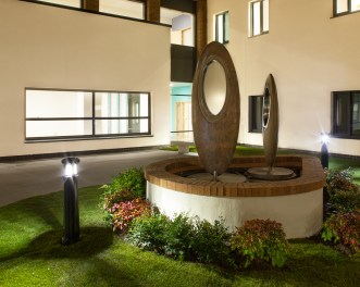 Intimate Architecture - Water Feature