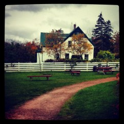 Green Gables. It's just a house.