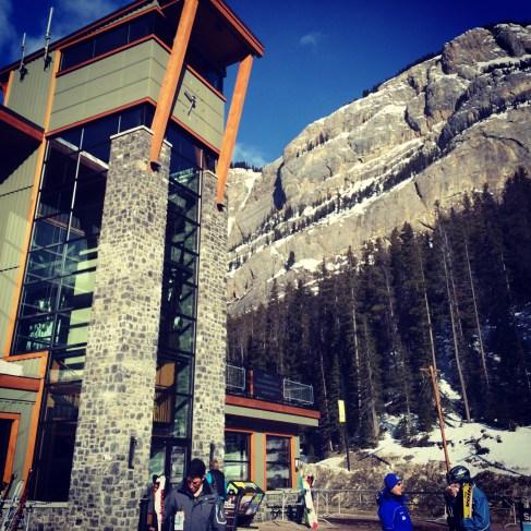 Sunshine Village, Banff.