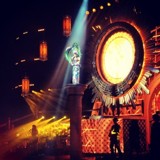 Cher Montreal concert.