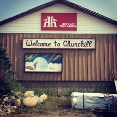 Churchill, Manitoba.