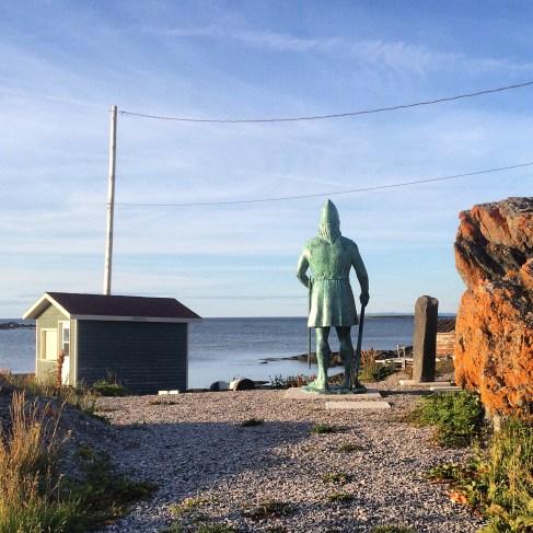 Leif Erikson, NL Canada.