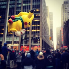 Day 531 Macy's Thanksgiving Day Parade.