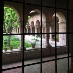 Cloisters, Metropolitan Museum of Art.
