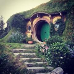 Hobbiton, Matamata, New Zealand.