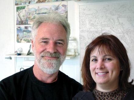 Scott & Bonnie Sinclair