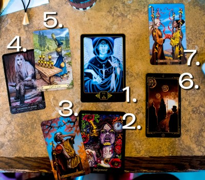 OC Tarot Meetup: Vernal Equinox