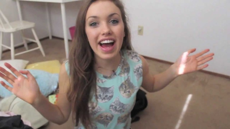 Photo of Stella Rae from Team No Money on YouTube, October, 2013