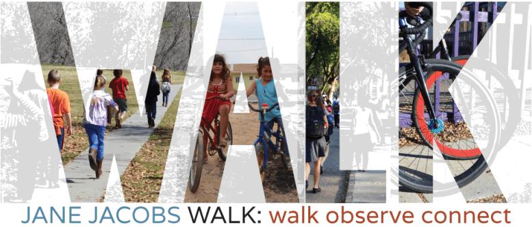 a Jane's Walk logo graphic