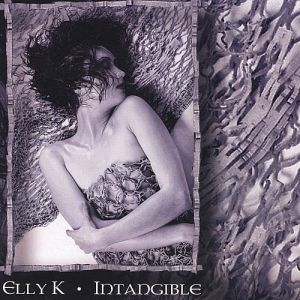 "Cover of Elly K's (Elizaveta Igorevna Khripounova) (Елизавета Игоревна Хрипунова) album ""Intangible"""