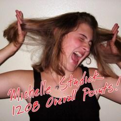 Michelle Stadick, Spring '08