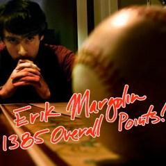 Erik Margolin, Fall '08