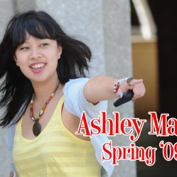 Ashley Marfil, Spring '09