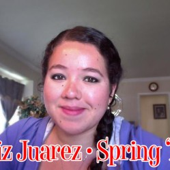 Liz Juarez, Spring '10