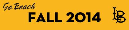 Banner for Art110, Fall 2014