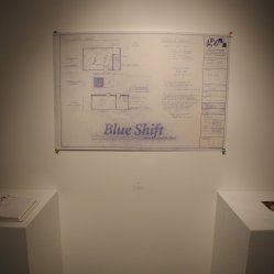 Blue Shift: Map & Statement