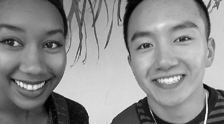 Kahlia Cadle & Tony Nguyen