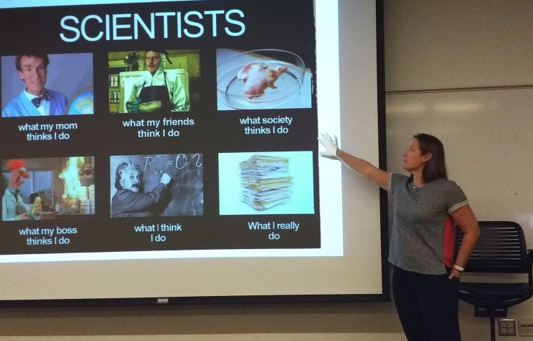 Dr. Christine Whitcraft Assistant professor of Biological Sciences @CSULB