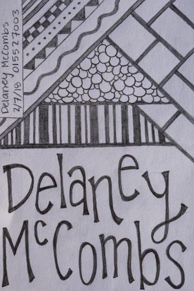 Delaney McCombs
