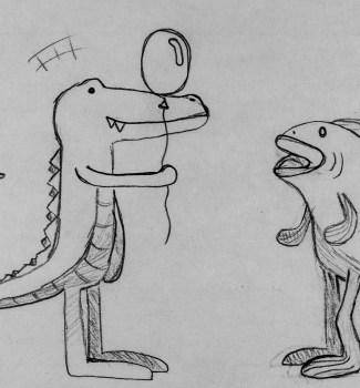 Bill & Ted: <i>Creativity</i>