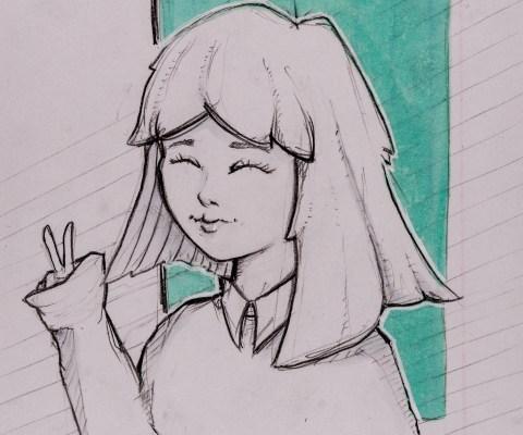 Yukari: <i>Dear Somebody,</i>