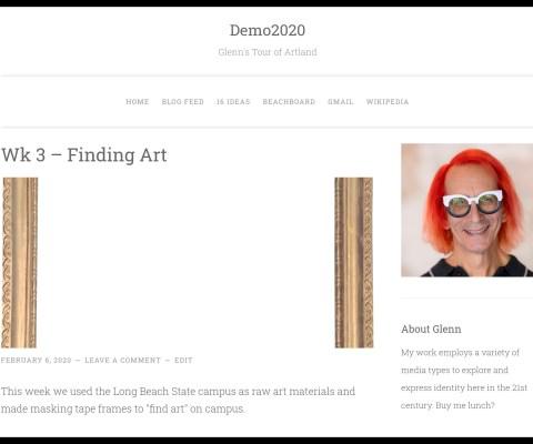 WordPress Menus + Themes