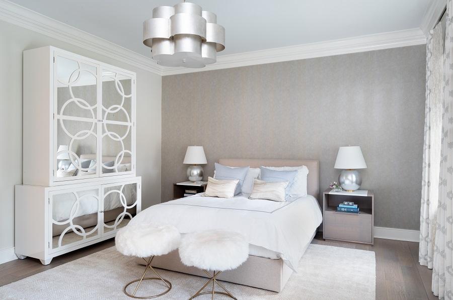 Main Line Bedroom Renovation - Glenna Stone Interior Design on Main Bedroom Decor  id=71567