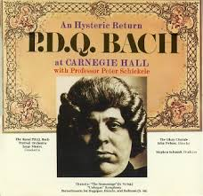 pdq bach at carnegie hall