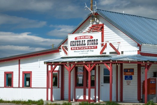 The Twin Butte General Store