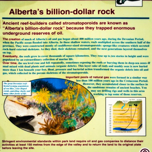Alberta's Billion-Dollar Rock