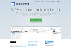 Thunderbird Email Client