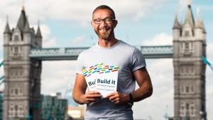 Glenn Elliott - Author with Build it - The Rebel Playbook for Employee Engagement