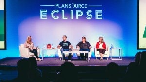 Glenn Elliott on panel discussion at Plansource Eclipse